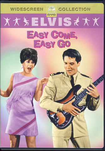 Easy Come, Easy Go (Elvis) DVD Movie