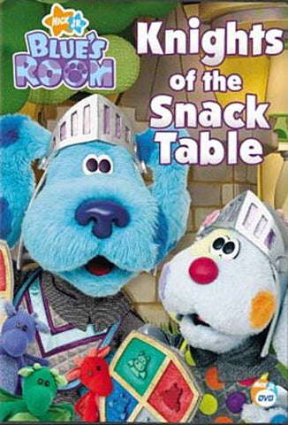 Blue's Room - Knights of the Snack Table DVD Movie