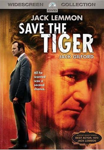 Save The Tiger DVD Movie