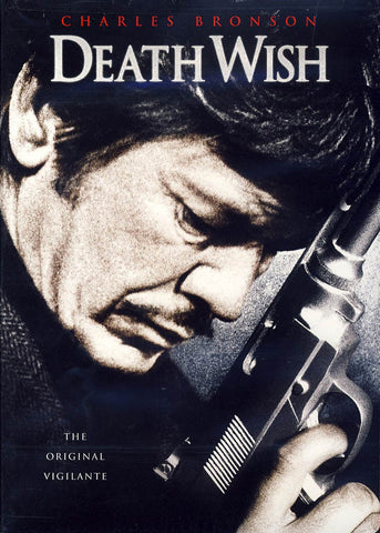 Death Wish DVD Movie