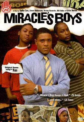 Miracle's Boys DVD Movie