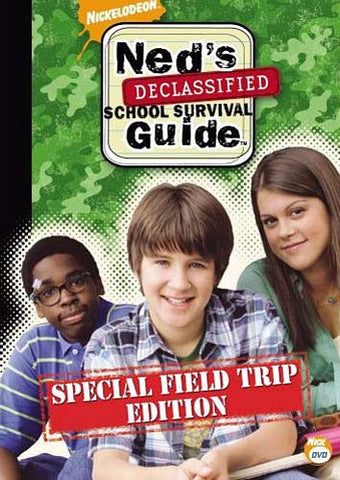Ned's Declassified School Survival Guide - Special Field Trip Edition (With Free Book) DVD Movie