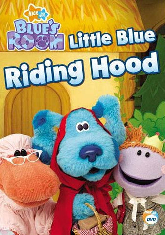 Blue's Room - Little Blue Riding Hood DVD Movie