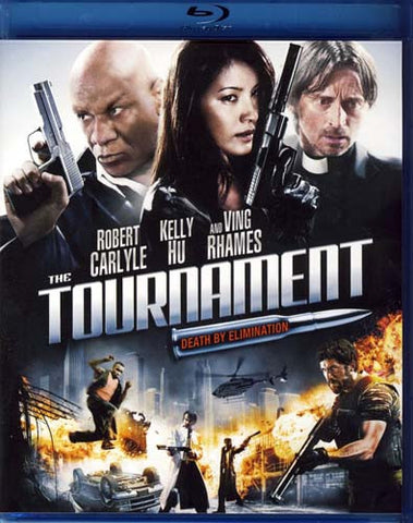 The Tournament(Blu-ray) BLU-RAY Movie