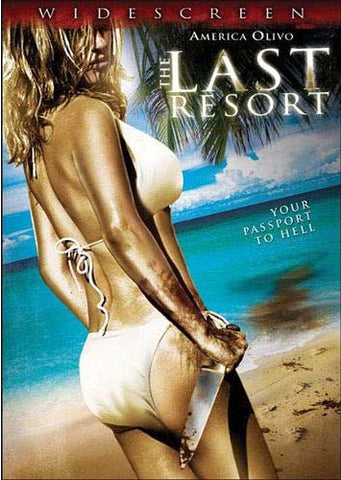 The Last Resort DVD Movie