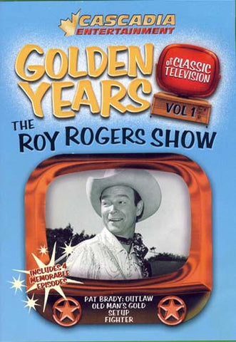 Golden Years of Classic Television - The Roy Rogers Show Vol.1 DVD Movie