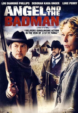Angel And The Badman (Lou Diamond Phillips) (Bilingual) DVD Movie