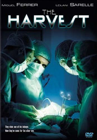 The Harvest DVD Movie