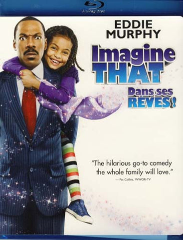 Imagine That (Blu-ray) BLU-RAY Movie