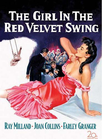 The Girl in the Red Velvet Swing DVD Movie