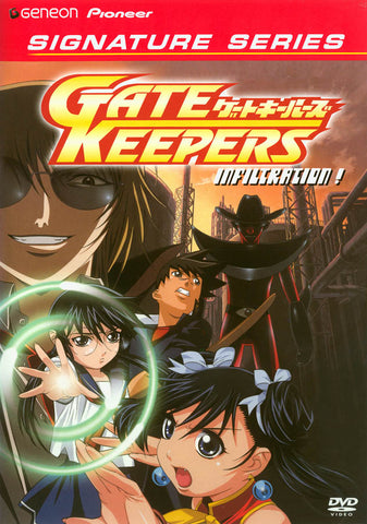 Gate Keepers - Infiltration (Vol. 3) DVD Movie