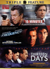 15 Minutes/Frequency/Thirteen Days (Triple Feature) (Bilingual)