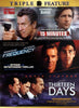 15 Minutes/Frequency/Thirteen Days (Triple Feature) (Bilingual) DVD Movie