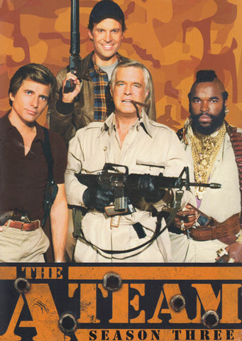 The A-Team - Season Three (Boxset) DVD Movie