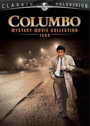Columbo - Mystery Movie Collection, 1989 (Boxset) DVD Movie