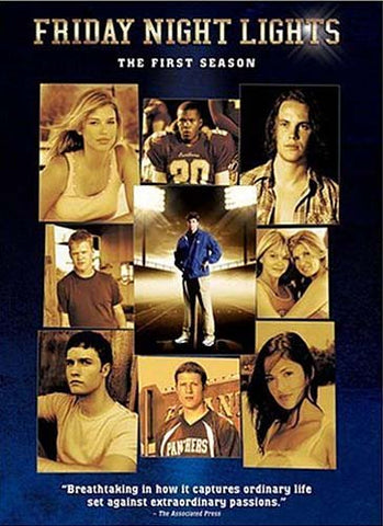 Friday Night Lights - The First (1st) Season (Boxset) DVD Movie