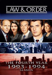 Law and Order - The Fourth Year (1993-1994 Season) (Boxset)