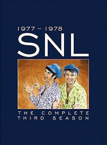 Saturday Night Live - The Complete Third Season (Boxset) DVD Movie