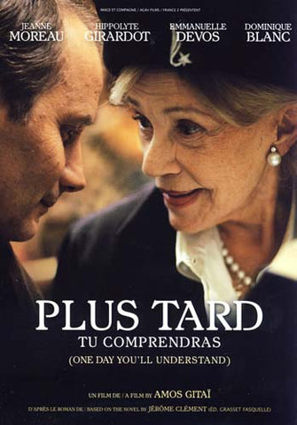 Plus Tard Tu Comprendras (One Day You' Ll Understand) DVD Movie