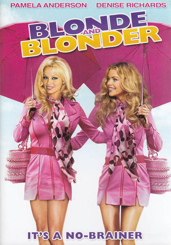 Blonde And Blonder DVD Movie
