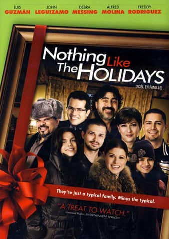 Nothing Like The Holidays (Bilingual) DVD Movie
