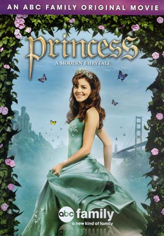Princess - A Modern Fairytale DVD Movie