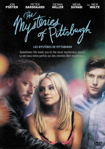 The Mysteries Of Pittsburgh (Bilingual) DVD Movie
