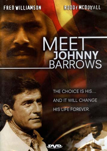 Meet Johnny Barrows DVD Movie
