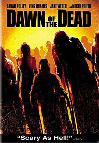Dawn Of The Dead (Widescreen R-Rated Edition) DVD Movie
