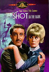 A Shot In The Dark (Blue Spine) (MGM) (Pink Panther)