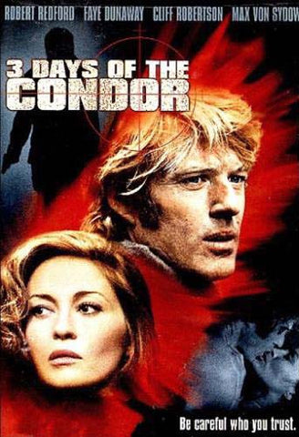 3 Days of the Condor DVD Movie