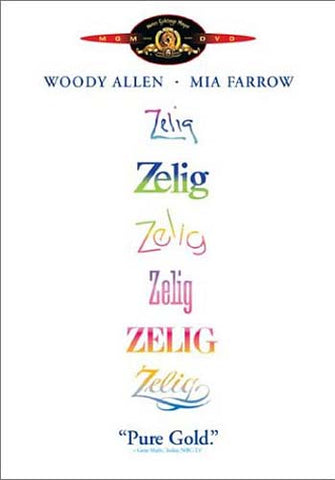 Zelig (MGM) DVD Movie