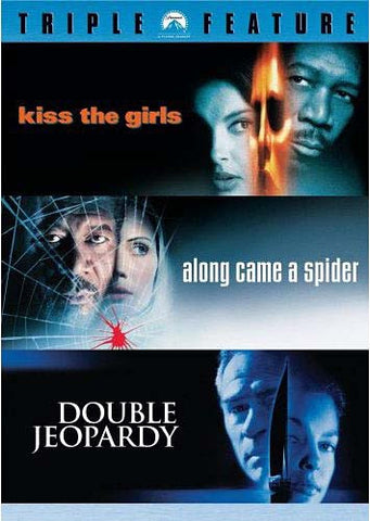 Kiss the Girls / Along Came a Spider / Double Jeopardy - Edge of Your Seat Collection ( (Boxset) DVD Movie