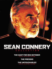 Sean Connery Collection (Hunt for Red October / The Presidio / The Untouchables) (Boxset)
