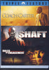 Coach Carter / Shaft / Rules of Engagement - Samuel L Jackson Collection (Boxset) DVD Movie