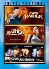 Tomb Raider/Tomb Raider: The Cradle Of Life/Sky Captain And The World Of Tomorrow