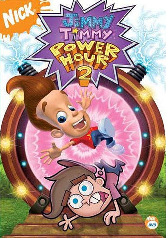 Jimmy Timmy Power Hour 2 DVD Movie