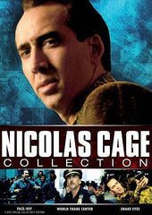 Nicolas Cage Collection (Face/Off, Snake Eyes, World Trade Center) (Boxset)