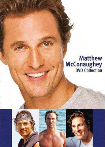 Matthew McConaughey Collection (Failure to Launch / How to Lose a Guy in 10 Days / Sahara) (Boxset) DVD Movie