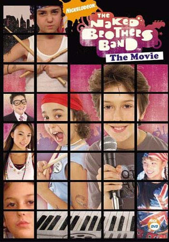 The Naked Brothers Band - The Movie DVD Movie