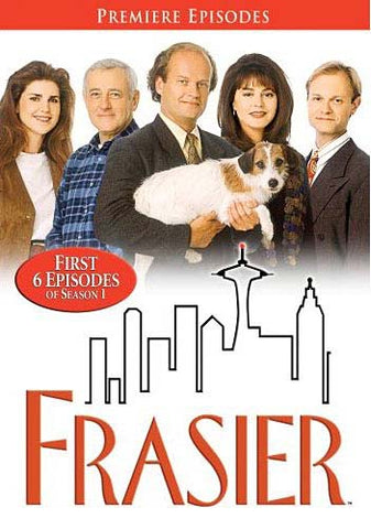 Frasier - The Premiere Episodes (Season One, Episodes 1-6) DVD Movie