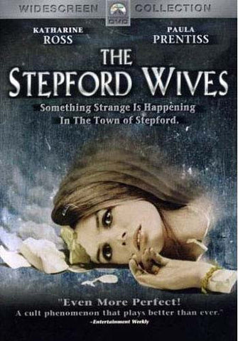 The Stepford Wives (Katharine Ross) DVD Movie