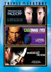 Face/Off/Snake Eyes/Bringing Out the Dead (Triple Feature) (Boxset)