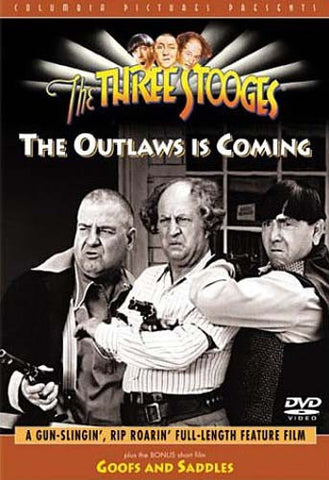 The Three Stooges - The Outlaws Is Coming DVD Movie