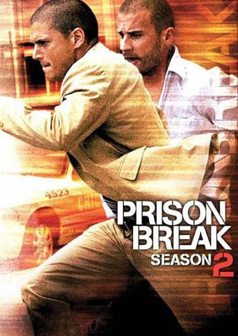 Prison Break - The Complete Second Season DVD Movie