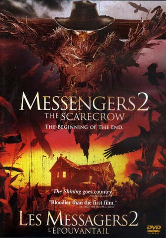 Messengers 2 - The Scarecrow DVD Movie