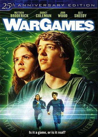 War Games (25th Anniversary Edition) (Bilingual) (MGM) DVD Movie