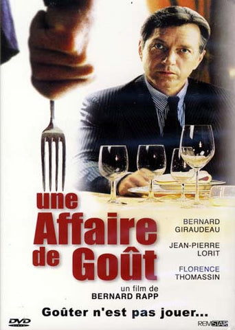 Une affaire de gout / A matter of taste(Bilingual) DVD Movie