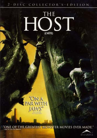 The Host (Two-Disc Collector s Edition)(Bilingual) DVD Movie