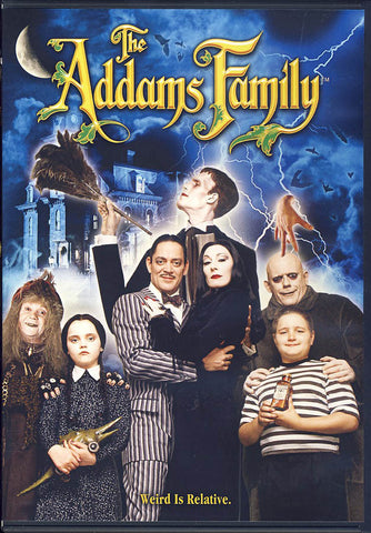 The Addams Family DVD Movie